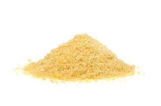Натуральный крем с желатином