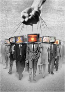 Люди телевизоры