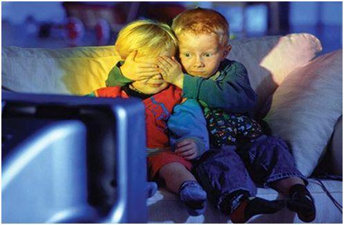 Телевизор насилие