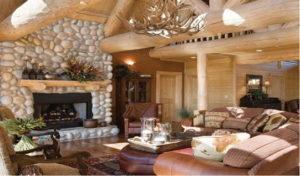 Eco style interior