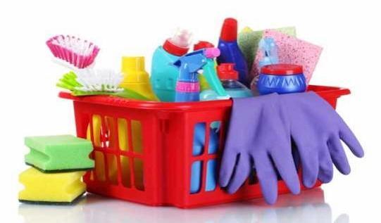 Мытье кухни без химических средств