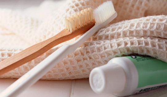 Замена зубной пасты