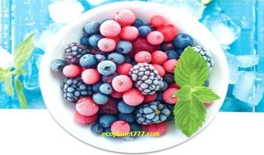 Правильная заморозка фруктов, овощей и ягод4