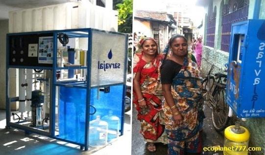 Проблемы чистой питьевой воды решены