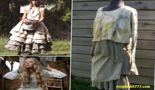 Экологическая мода становится все популярней