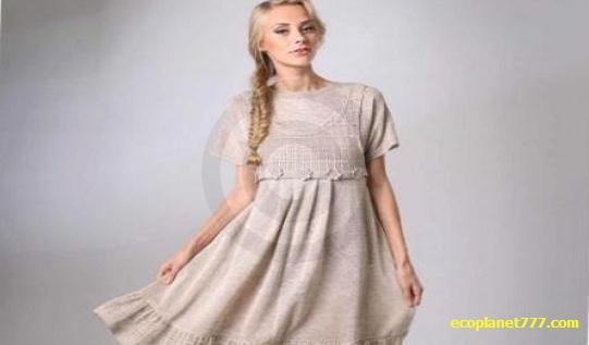 Экологичный стиль одежды