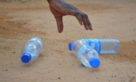 Нашли бактерии, поедающие пластик