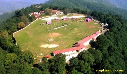 Chick Cricket Ground - интерестная Индия