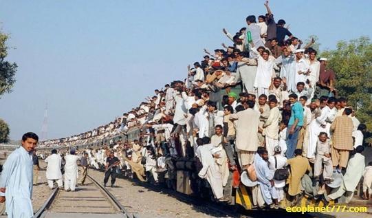 Индийская железная дорога