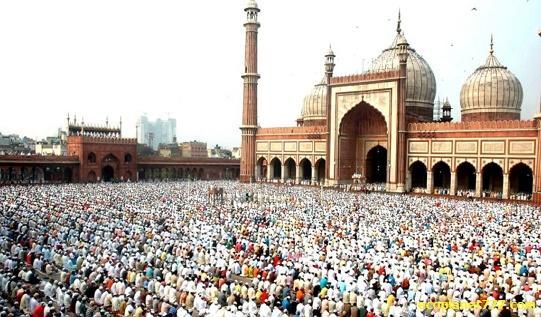 Мечети Индии