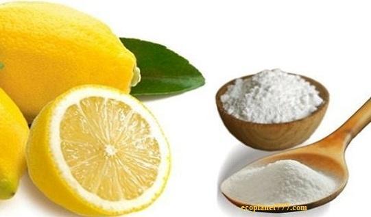Лечение содой и лимоном