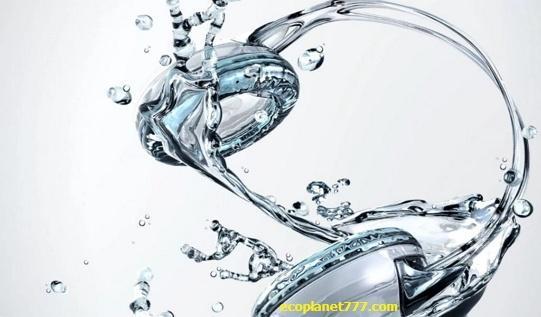 Вода слышит