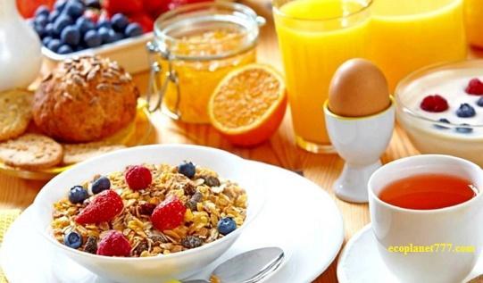 Правильное питание поможет побороть усталость