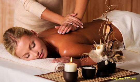 Сеансы массажа против хронической усталости