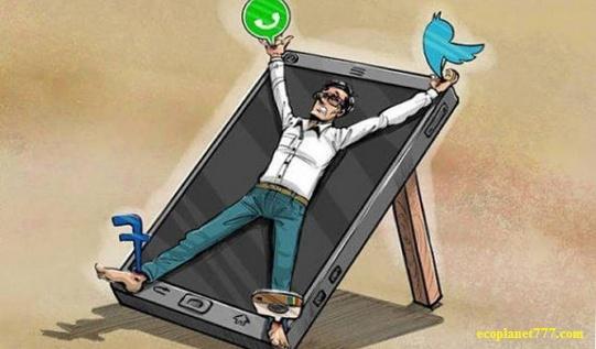 Смартфон - причина хронической усталости