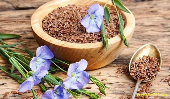 Гель для укладки из семян льна