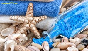 Натуральная соль для ванной