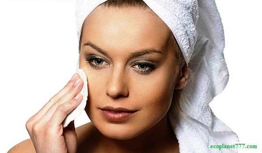 Натуральные средства снятия макияжа