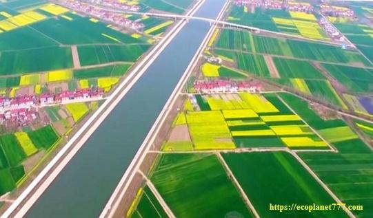 Поворот рек в Китае
