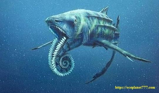 Тайны глубин мирового океана