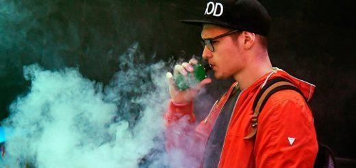 Вейпинг, электронная сигарета