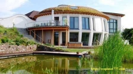 Экологический дом мечты