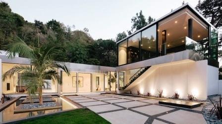 Создание дома в стиле минимализма