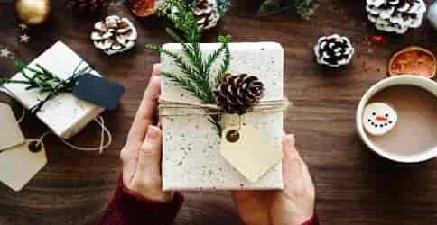 Эко подарки на Новый Год