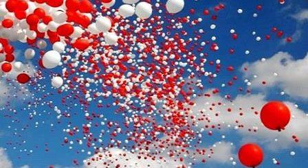 Вред воздушных шаров